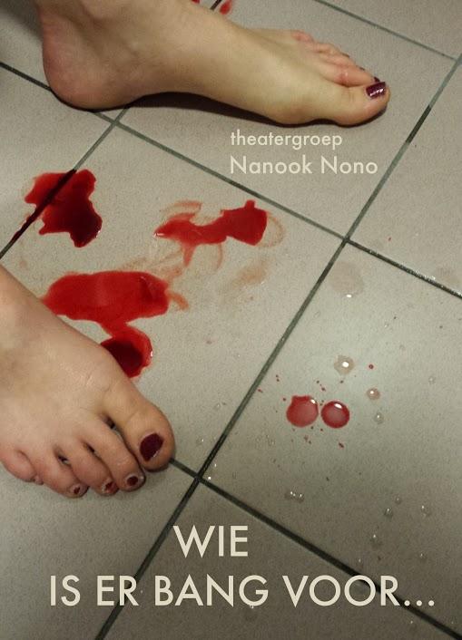 Nanook Nono speelt 'Wie is er bang voor...'