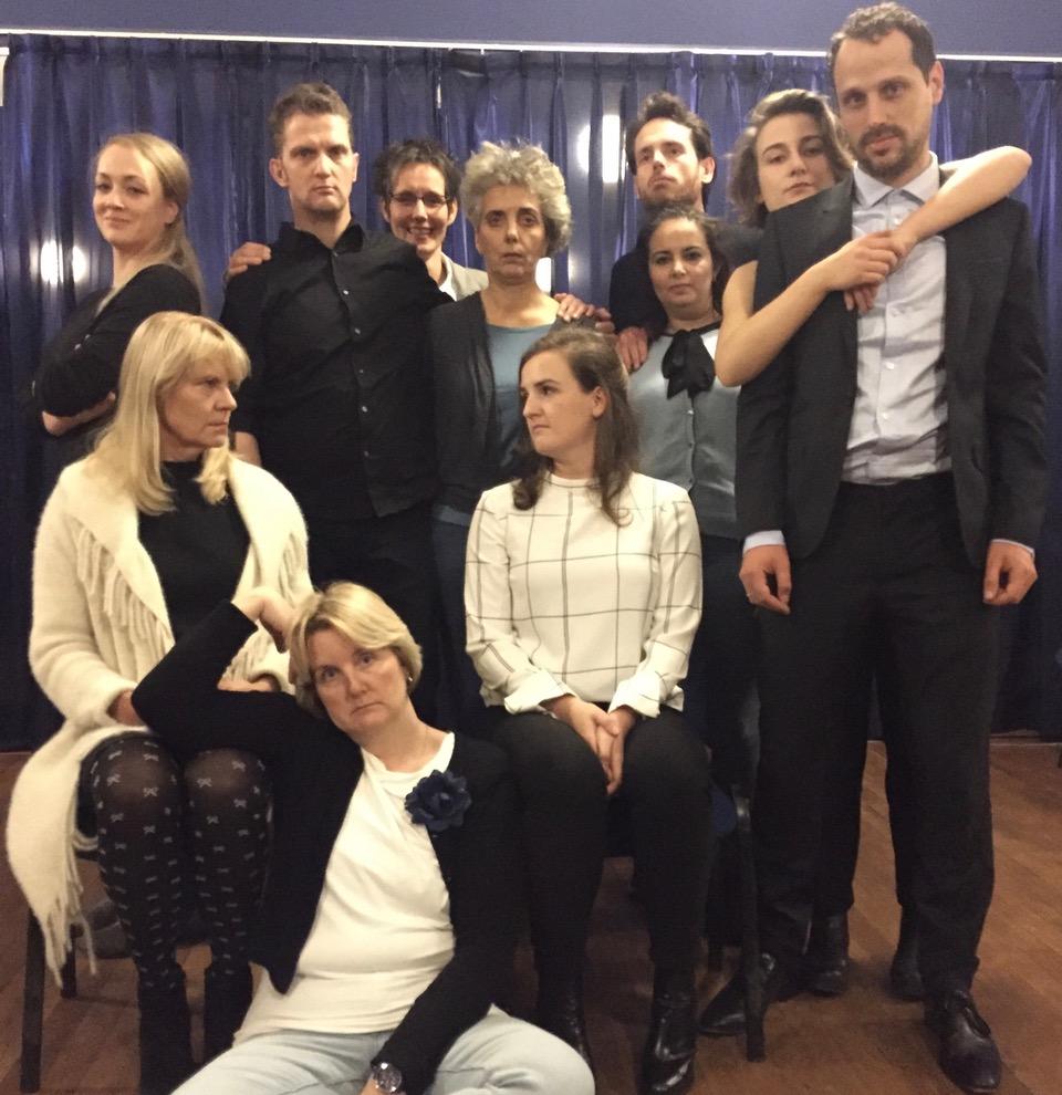 De Theaterkamer Cabaret Producties 'Ongemakkelijk'