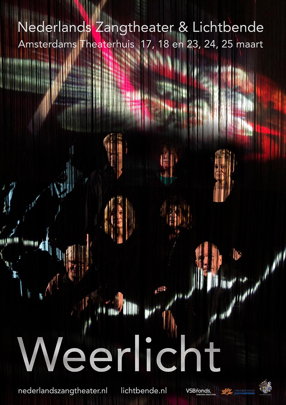 Nederlands Zangtheater & Lichtbende spelen Weerlicht