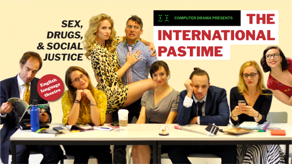 'The International Pastime' By Computer Drama