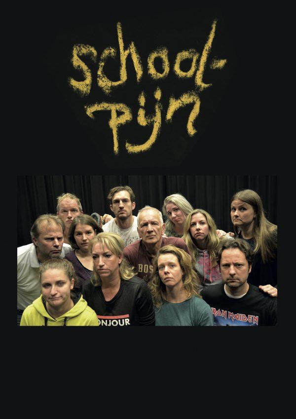 De Theaterkamer speel 'Schoolpijn'